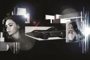 Victoria Beckham - Ranger Rover Evoque