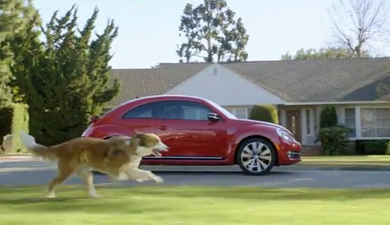 "Volkswagan Beetle, ""The Dog Strikes Back"""