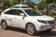 Lexus RX sport-utility undergoes self-driving tests.