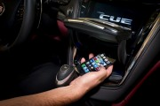Cadillac CUE infotainment system