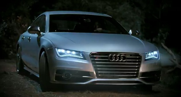 """Audi S7, """"Vampire Party"""""""
