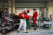 Richard Branson: Marussia Virgin Racing