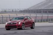2016 Cadillac ATS-V sedan drifting