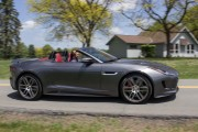 2016 Jaguar F-type V8S AWD convertible