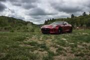 2016 Jaguar F-type V6S manual