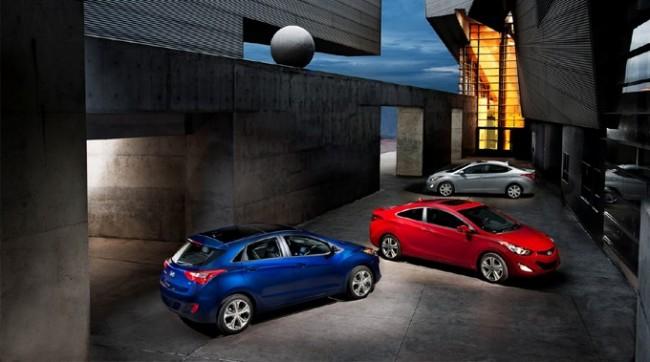 Hyundai Elantra Coupe and GT