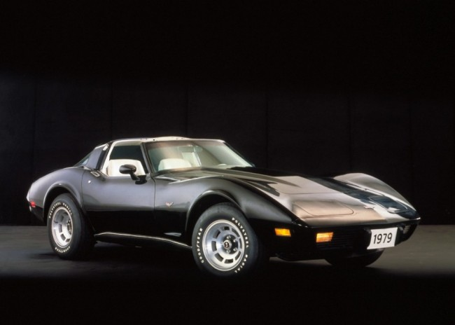 Chevy Corvette Enters 60th Year