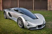 The Blade 3D-Printed Supercar