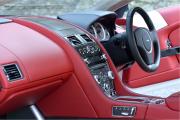 2016 DB9 GT interior
