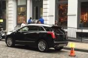 Cadillac XT5 prototype