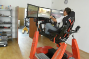 Elsaco Racing Simulator