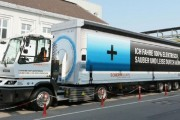 BMW's 40-Ton Electric Truck