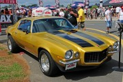 Papa John's Original 1972 Camaro Z28 (Not The Replica)