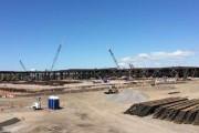 Tesla's Gigafactory Under Construction