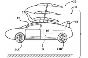 Toyota's 'Aerocar' Patent Application