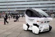 Lutz Pathfinder Driverless 'Pod'