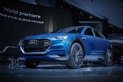 Audi's E-Tron Quattro All-Electric SUV