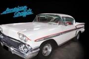 1958 Chevy Impala From 'American Graffiti'
