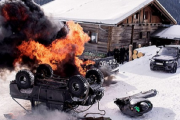 Action Scene In 'Spectre'