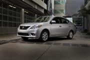 Nissan Versa Subcompact Car