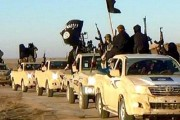 ISIS In Toyota Pick-Ups