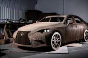 Lexus' Origami Car