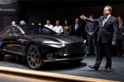 Electric Aston Martin