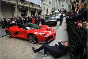 Ferrari Listed On NYSE