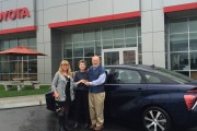Glenn Rambach And His 2016 Toyota Mirai