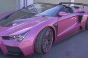 'Suicide Squad' Car