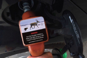 Vancouver's Climate Change Sticker Warnings