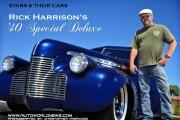 Rick Harrison's 1940 Chevy Deluxe