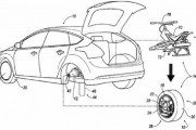 Ford's 'Self-Propelled Unicycle Engagable with Vehicle' Patent