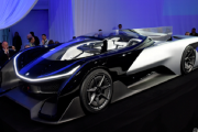 Faraday Future's FFZero1 Concept Car