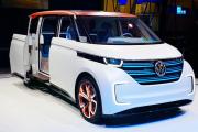 VW's Budd-e Concept