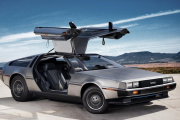 DeLorean From 'Back To The Future'