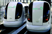 Self-Driving Pods In London