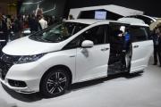 Honda's New Odyssey Hybrid Minivan