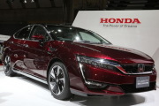 Honda's Second-Generation Clarity Fuel-Cell Sedan
