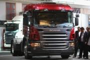 Scania heavy truck