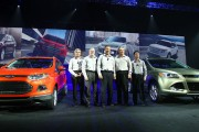 FORD CHINA SUV MEDIA EVENT