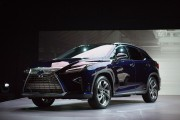 The 2016 Lexus RX Hybrid car