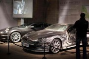 Cars On View At The Bond In Motion Exhibition At Beaulieu Motor Museum