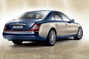 Maybach The Maybach - nice car, but Daimler says brings some new acquaintances along or leave it at home