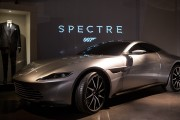 Spectre Cars Join Bond In Motion Exhibition