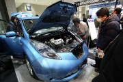 'EV Japan' Electric Vehicle Expo 2011 Kicks-Off