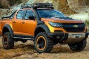 Chevrolet Colorado Extreme 2017