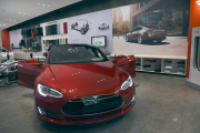 Pre orders for the new Tesla