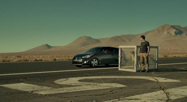 """Hyundai Veloster Turbo, """"Cheetah"""""""