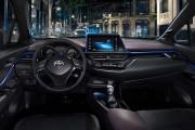 2017 Toyota C-HR Interior